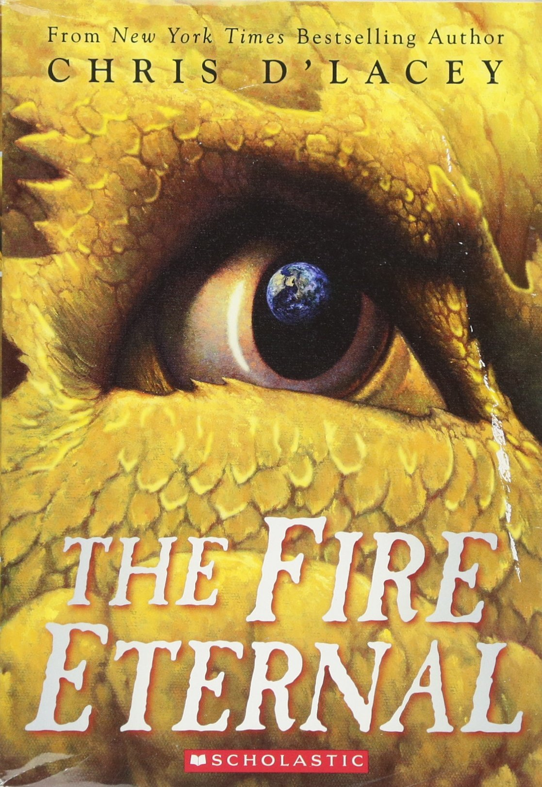 Read Online The Fire Eternal (The Last Dragon Chronicles #4) ebook