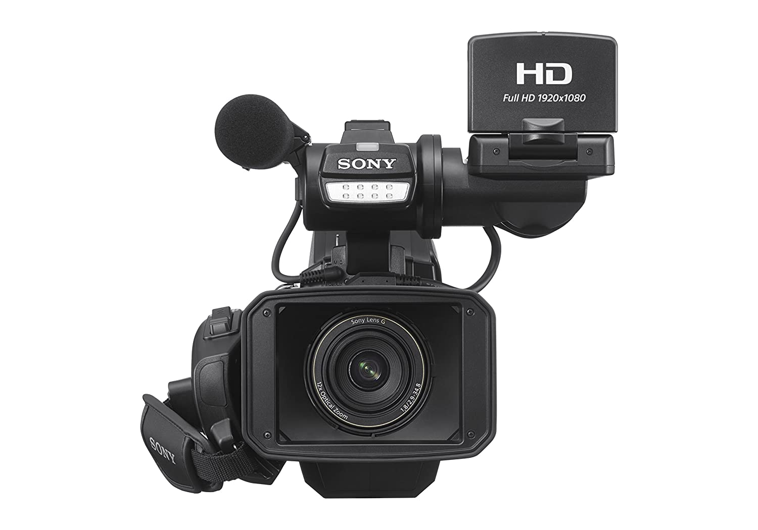 Buy Sony Hxr Mc2500 Camcorder Online At Low Price In India Tutup Body Lensa Camera Nikon Dslr Reviews Ratings