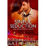 Sinful Seduction (romantic suspense) (Red Stone Security Series Book 8)