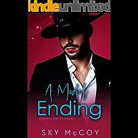 A Model Ending (M/M Romance): Book 2 A Model Daddy Novel book cover