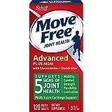 Schiff Move Free 氨糖维骨力氨糖软骨素 添加MSM 绿瓶 120粒