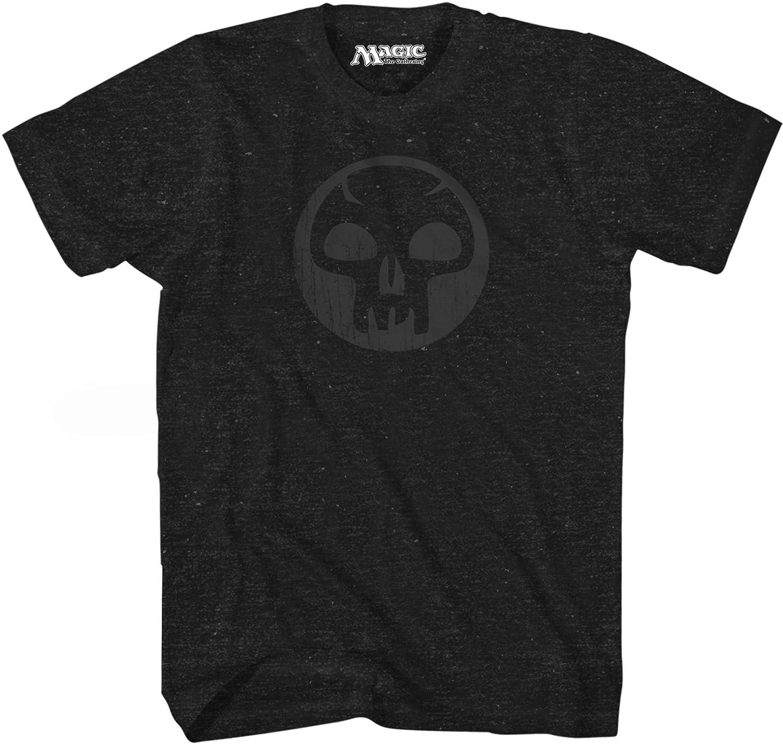 Amazon Magic The Gathering Mana Symbols Mens Black T Shirt