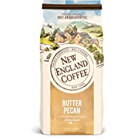 New England Coffee, Butter Pecan, 11 Ounce