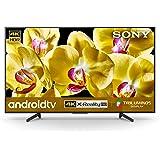 سوني تلفزيون ذكي ال اي دي ,4 كيه الترا اتش دي,75 انش ,KD-75X8000G
