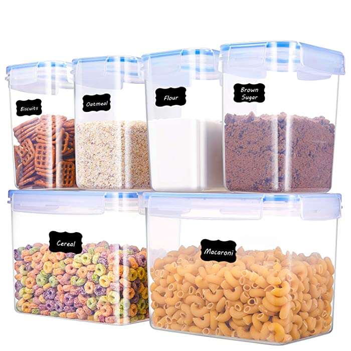 The Best Food Storage Containers With Silicon Ids