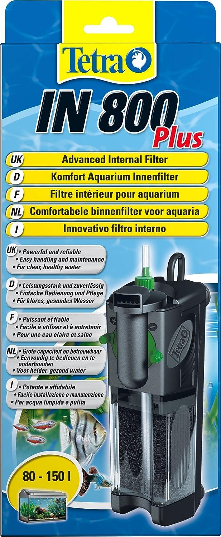 Pumps (water) Tetra In 600 Plus Advanced Internal Filter For All Aquaria Up To 100 Litres Fish & Aquariums