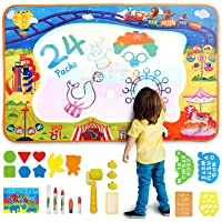 Juguete para Niños, Grande Agua Dibujo Pintura, Alfombra