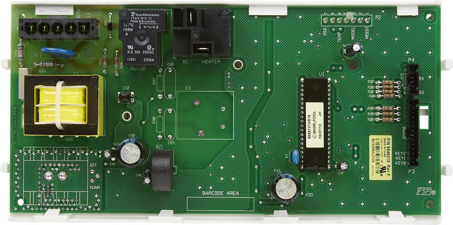 Kenmore Maytag Dryer Control Board BR457095 Fits PS11746365 by Appliance Express Service