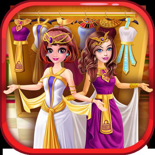 Mall  (Egypt Dress For Girl)