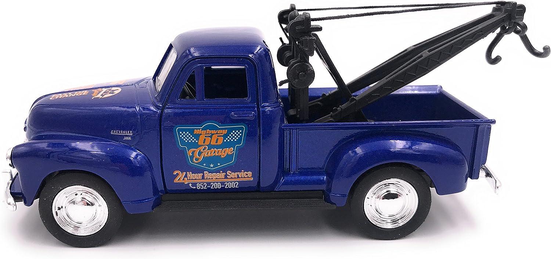 H-Customs Welly 1953 Tow Truck Model Car Auto Producto Licenciado Escala 1:34 Color Aleatorio