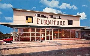 Dennisport Massachusetts Whitney Wayside Furniture Store Vintage PC J23500