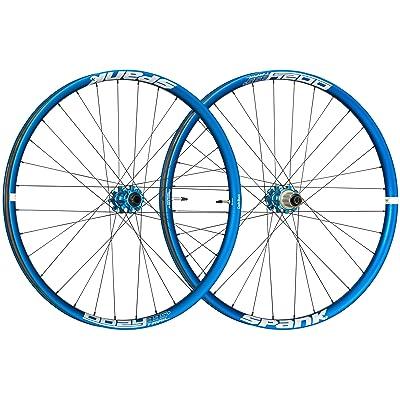 """Spank Oozy Trail de 39529""""Wheel Set de 15mm, 20m QR12/142mm TL Roues, Mixte, Oozy Trail-395 29 Zoll wheelset 15 mm, 20 m QR12/142 mm TL"""