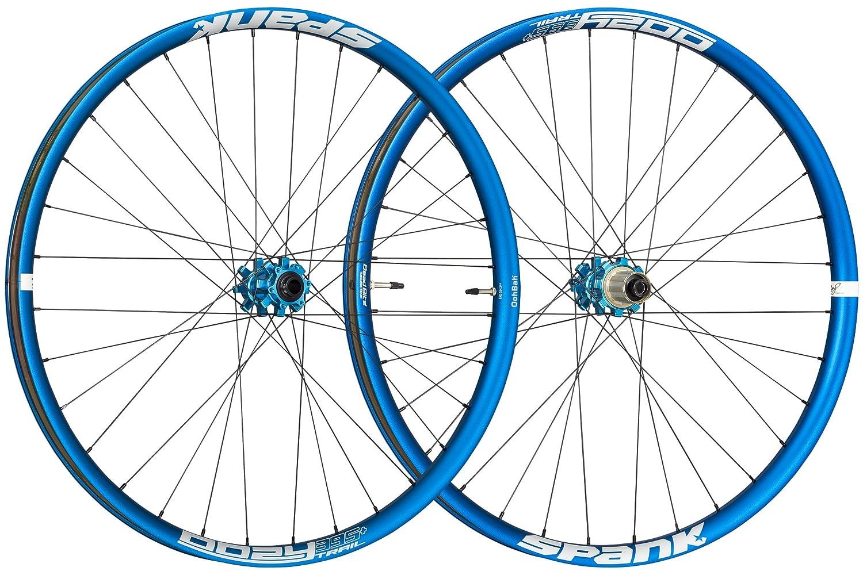 Spank Oozy Trail 395 +自転車ホイールセット – 27.5インチ – c08ot3921 B01NC0V6VF  ブルー