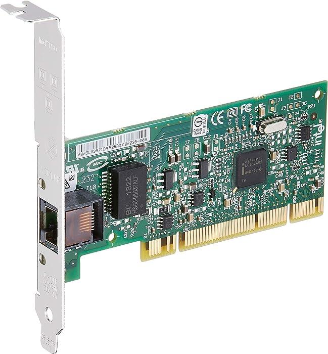 Intel PWLA8391GT PRO/1000 GT PCI Network Adapter