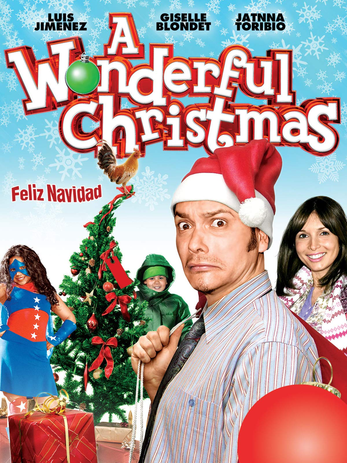 A Wonderful Christmas on Amazon Prime Video UK