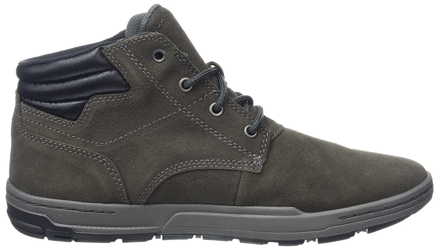 6c948f41bf3293 Caterpillar Creedence, Baskets Homme, Gris (Mens Pepper), 42 EU: Amazon.fr:  Chaussures et Sacs