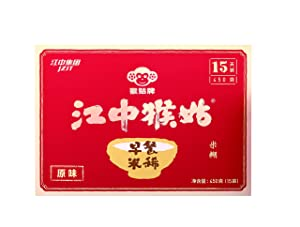 Jiangzhong Hougu Breakfast Rice Cereal 15 Packs 江中猴姑早餐米稀原味15天装