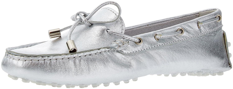 Soldini 20473-l-h04 - Slippers Mujer 36 EU|Plateado (Argento Argento)