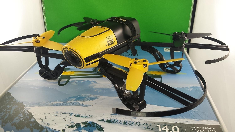 Bebop Landing gear and Propeller Protector for Parrot bebop drone Beflex Thekkinngg