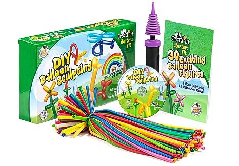 Amazon Diy Balloon Animal Kit For Beginners Twisting