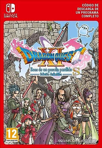 Dragon Quest XI S: Ecos de un pasado perdido – Edición Definitiva ...