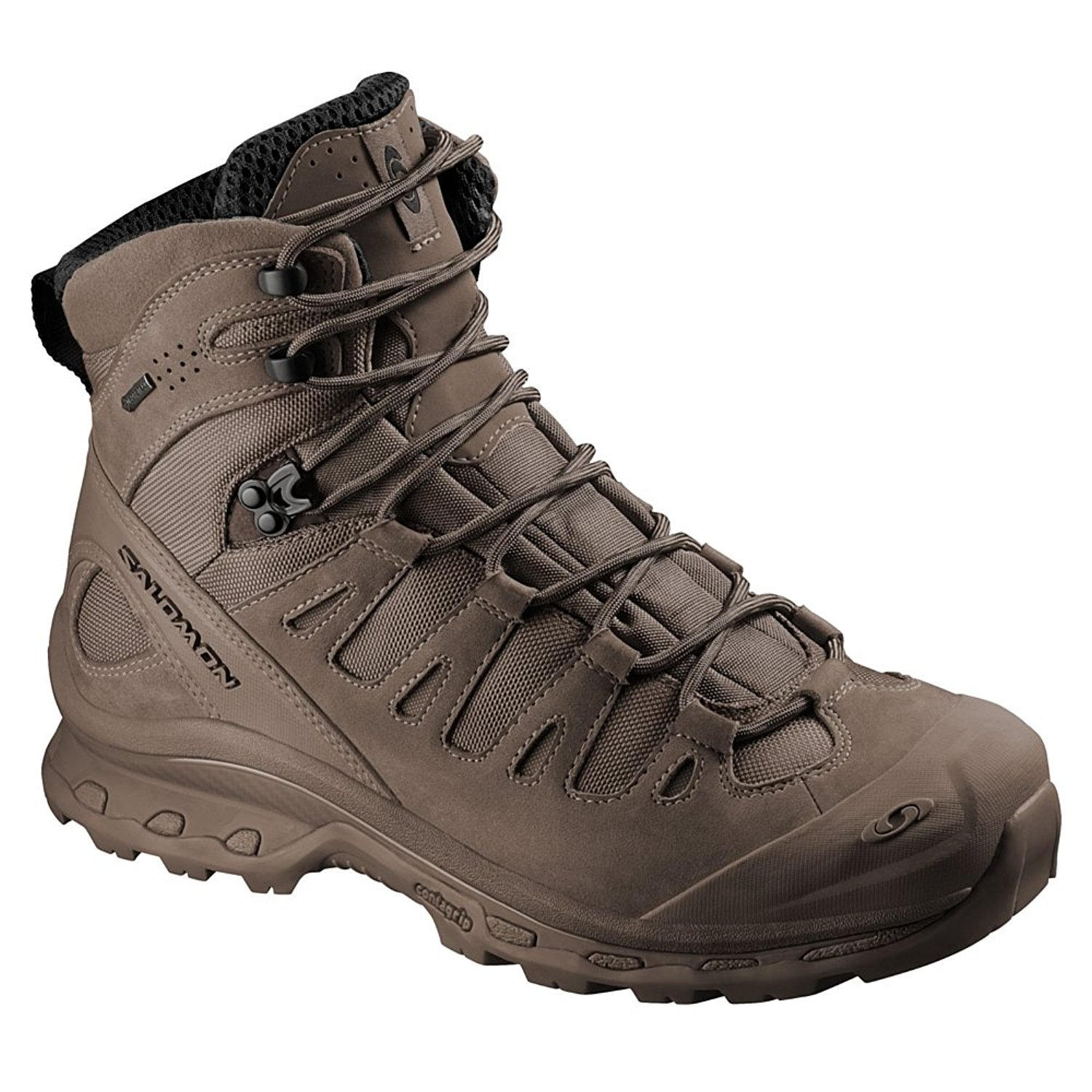 Salomon Forces Quest 4D GTX Burro B01CPVBL0E 7.5 D(M) US|Burro