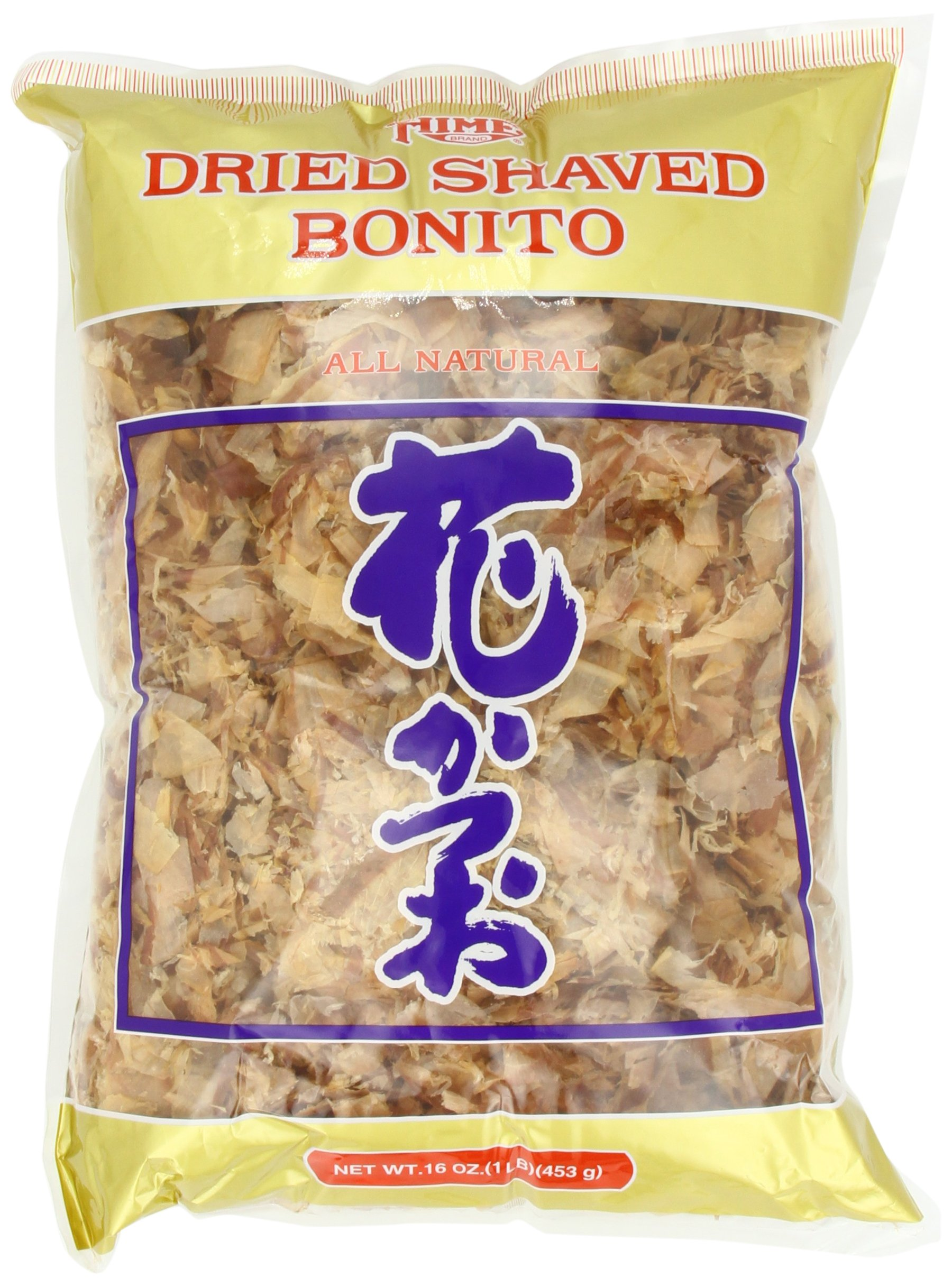Hime Dried Bonito Shavings Bulk, 16-Ounce by Hime (Image #1)