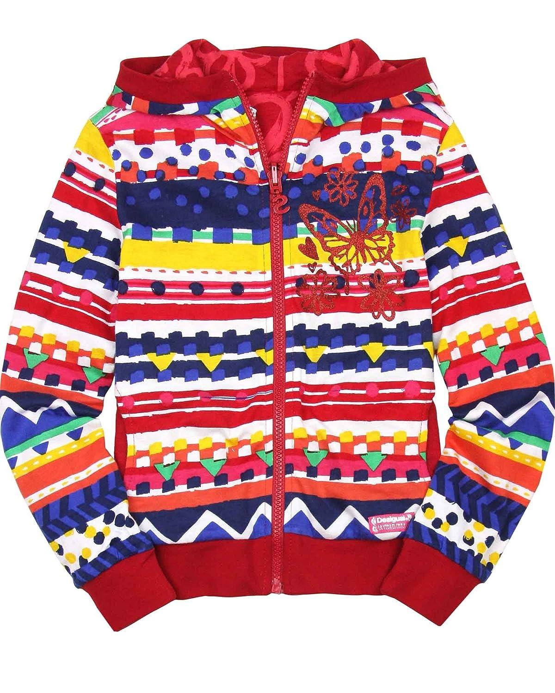 Desigual Girls' Sweatshirt Poe, Sizes 5-14