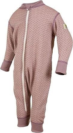 8f8f28add4b6 Amazon.com  Janus Merino Wool Baby Playsuit Overall. Machine ...