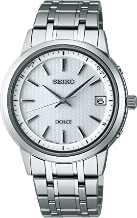 1f98f436ba8e [セイコー]SEIKO 腕時計 DOLCE ドルチェ チタン ペアウオッチ ソーラー電波修正 サファイアガラス スーパー