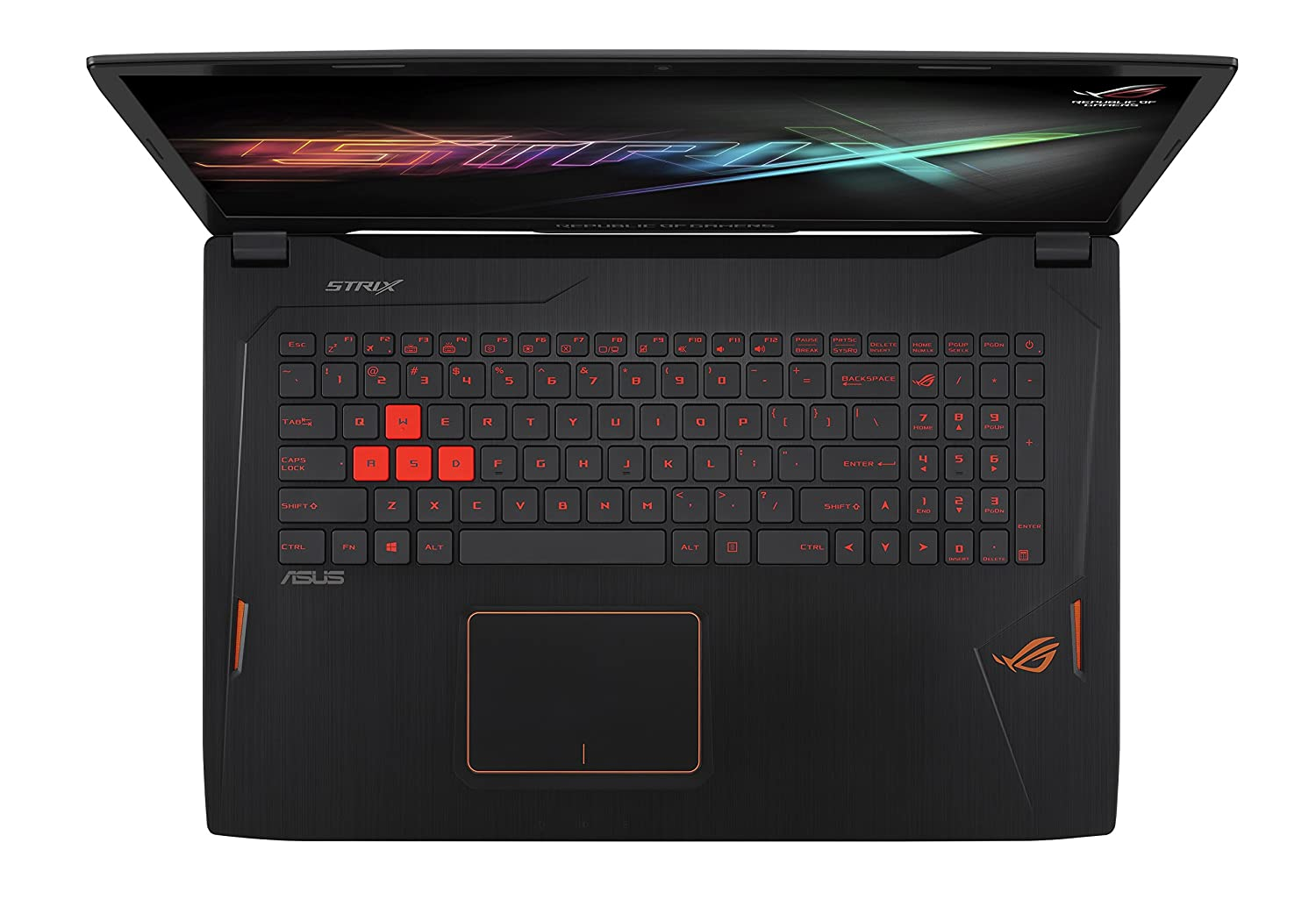 Asus ROG GL702VM-GC020T 17 Zoll Notebook