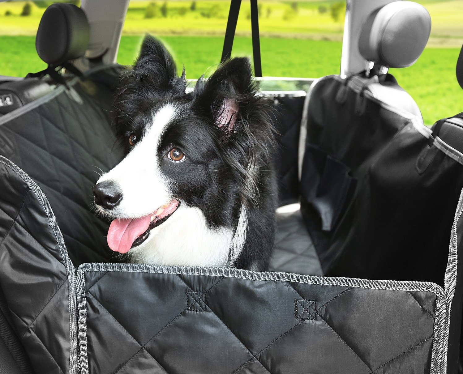 The Best Pet Car Seat Covers In 2020: Reviews & Buying Guide 8