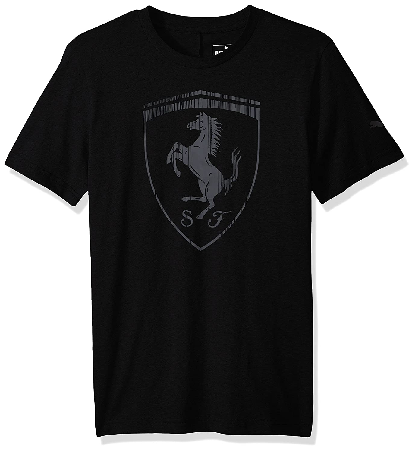 PUMA Mens Ferrari Big Shield T-Shirt