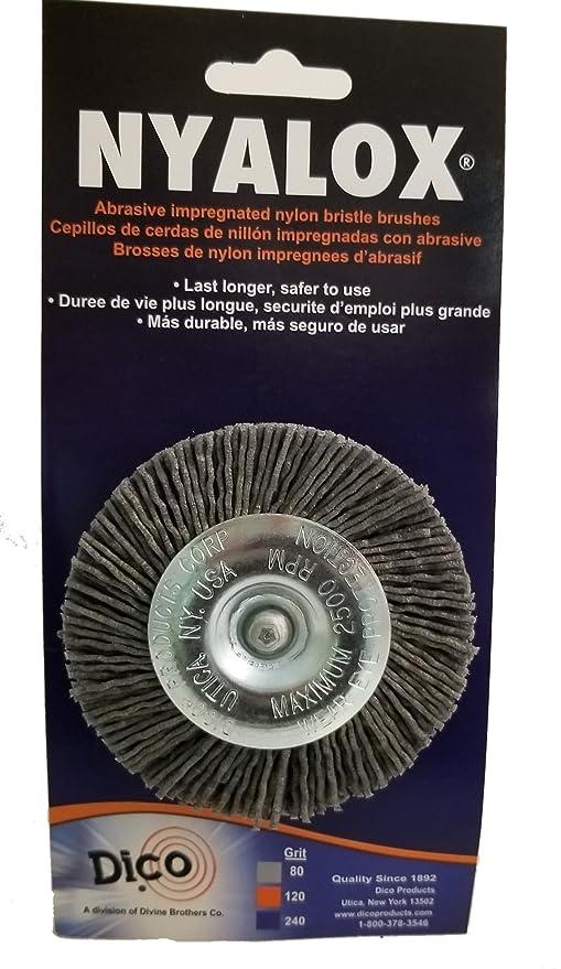 Nyalox Wheel Brush