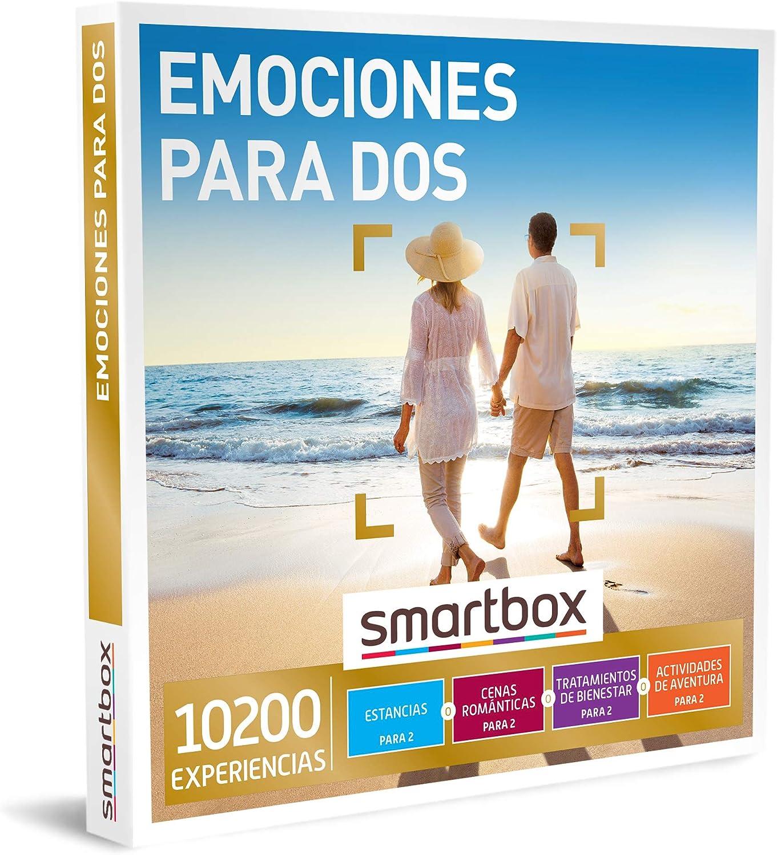 SMARTBOX - Caja Regalo - Emociones para Dos - Idea de Regalo - 1 ...