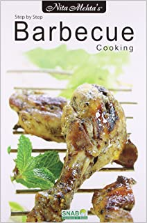 Buy continental cooking for the indian kitchen book online at low step by step barbecue cookbook forumfinder Gallery