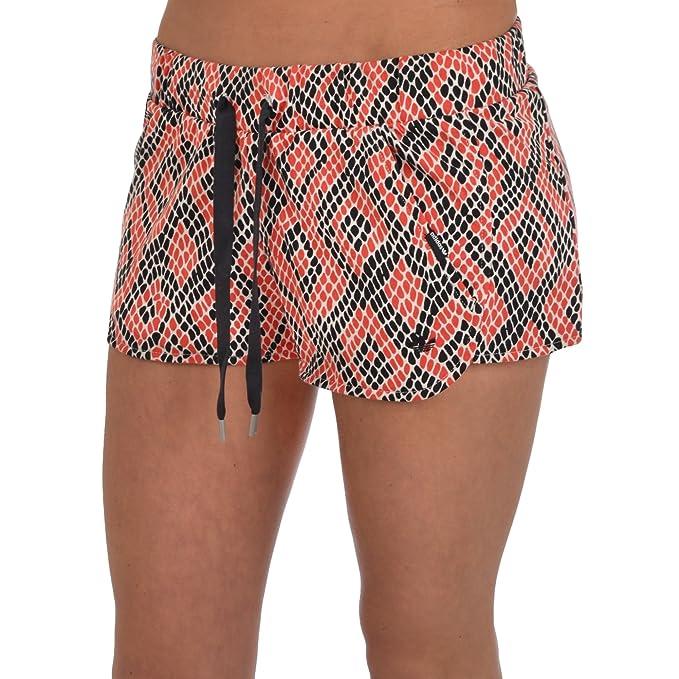 2607cfbcb5efe adidas Originals para mujer de piel de serpiente gráfico pantalones cortos  - 6  Amazon.es  Ropa y accesorios