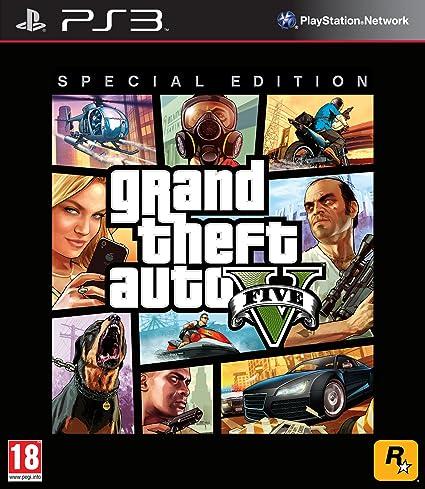 Take-Two Interactive Grand Theft Auto V - Juego (PS3, PlayStation 3, Acción / Aventura, Blu-ray): Amazon.es: Videojuegos