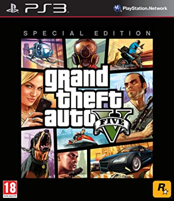 Take Two Interactive Grand Theft Auto V Juego Ps3 Playstation 3