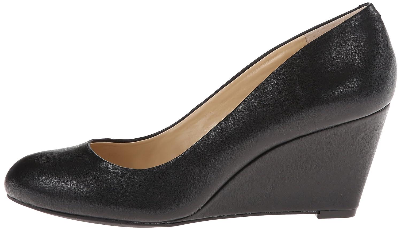 Jessica Simpson Footwear Women Sampson Wedge Pump B00IPAWOOC 6.5 B(M) US|Black