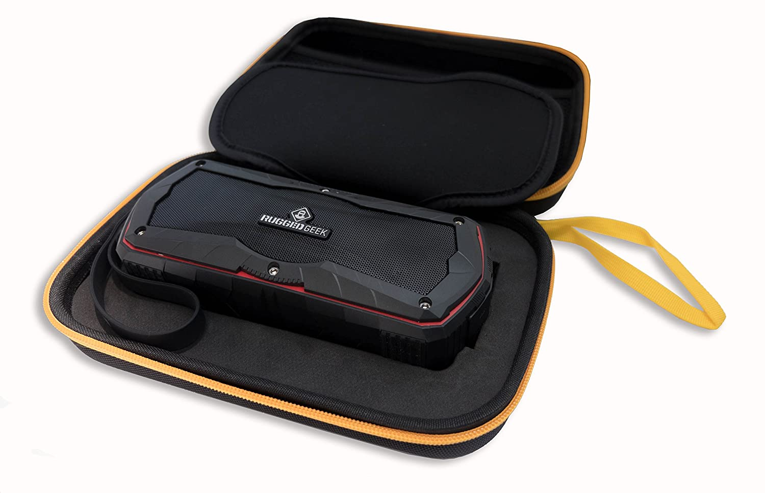 Rugged Geek Multi Purpose Hard Shell EVA Carrying Case for Portable Jump Starters and other Tools including the RG1000 4350279289