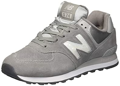 5c735dc7dbaa Image Unavailable. Image not available for. Color  New Balance Womens 574  Core Sneaker ...