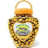 House of Pistachios' Garlic Flavored Pistachios - Real Flavor, Family Recipe, California Grown, 21 Ounces
