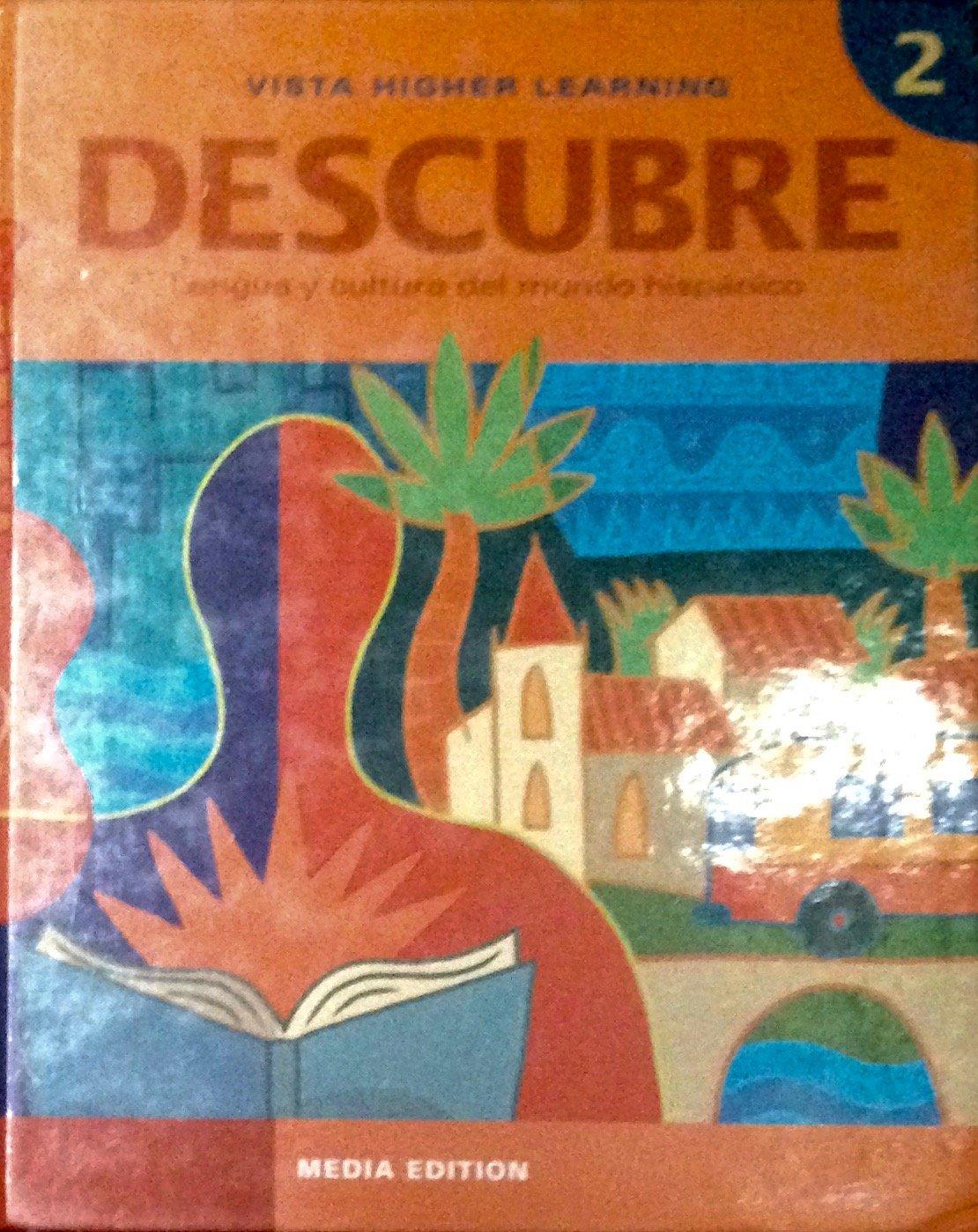 Descubre 2 Media Edition - Student Edition, vText w/ Supersite Code ebook
