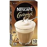 NESCAFÉ Caramel Latte 10 Pack
