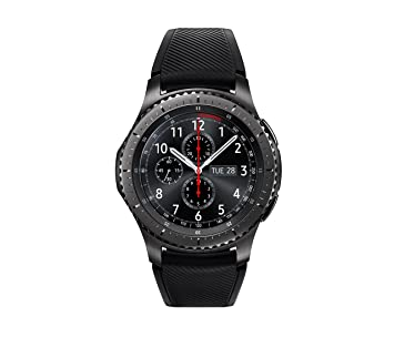 Samsung Gear S3 Frontier Reloj Inteligente Negro SAMOLED 3,3 cm ...