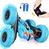 Remote Control Car, CPSYUB RC Car for Kids with Double-Sided Stunt, RC Car Toys for 4, 5, 6, 7, 8, 9, 10, 11, 12 Year Old Boy