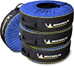 Kurgo Michelin 80 Tire Covers & Tire Bags - Pack of