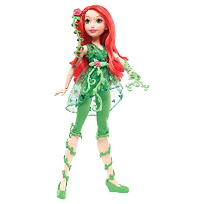 "DC Super Hero Girls Poison Ivy 12"" Action Doll: Toys & Games"