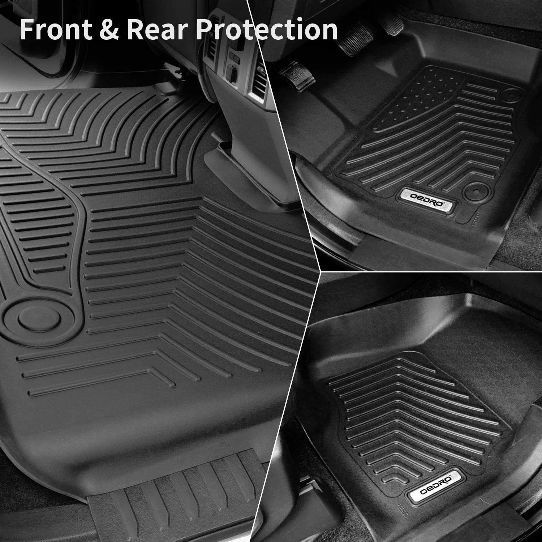 GGBAILEY D60211-F1A-CC-CHAR Custom Fit Car Mats for 2011 2017 Bentley Mulsanne Charcoal Driver /& Passenger Floor 2012 2014 2016 2015 2013